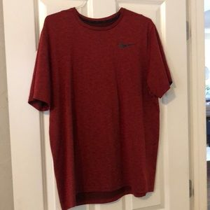 Men's Nike dri fit tee